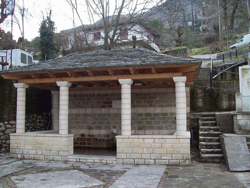 Dafnoti Arta Greece 02