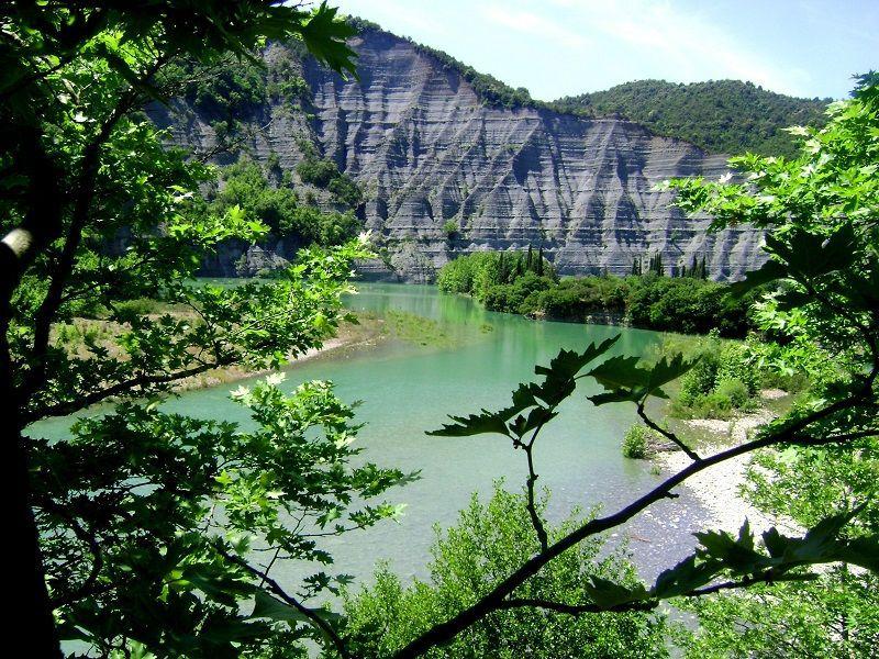 Parachos river